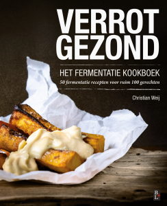 Cover van het fermentatie boek verrot gezond.